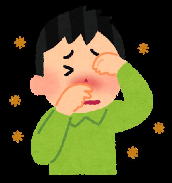 花粉症サムネイル